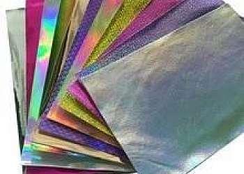 Foil para tecido